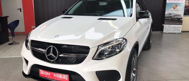 El nuevo Mercedes-Benz GLE Coupé ya en nuestra tienda!